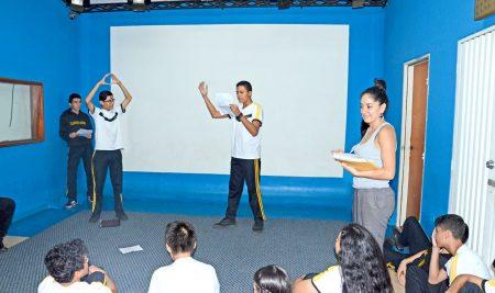 Bachillerato se prepara para el Student's Show