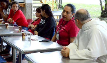 Socialización del Lacordaire Day con los maestros