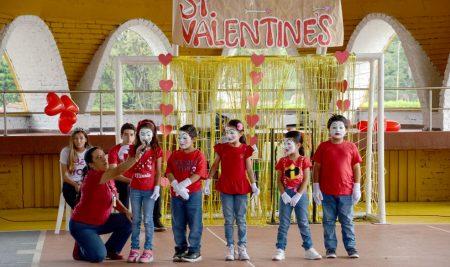 Celebración del Día de San Valentín