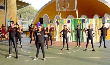 El Colegio Lacordaire vivió el Mardi Gras