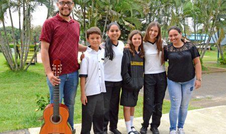 Lacorderianos nos representarán en concurso departamental de canto