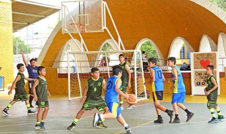Lacorderianos participaron en los Juegos Deportivos Interclases
