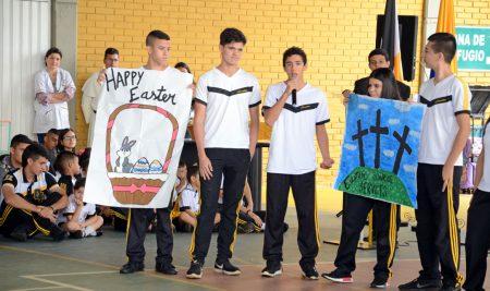 Lacorderianos celebramos el EASTER DAY