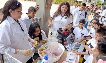 Primera Feria Bio-Innovation y Lacordaire-Innovakids
