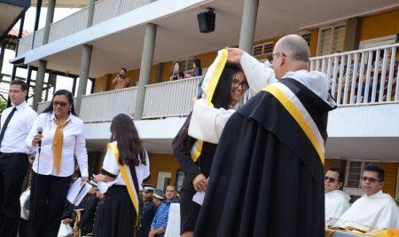 Ceremonia de Entrega de Símbolos